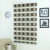 Wholesale Very popular Shangri Blind for blackout use for living room from Dtextile HD56