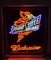 Wholesale New Light Life - New HIGH LIFE Neon Beer Sign Bar Sign Real Glass Neon Light Beer Sign MEX 676- iowa state cyclones 22x20 001