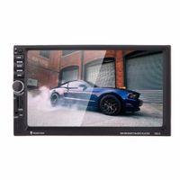 """tv kartı okuyucu toptan satış-7 """"inç 2Din HD Araba Radyo MP5 Çalar Dijital Dokunmatik Ekran Bluetooth Handsfree USB / TF / FM DVR / Aux Girişi Desteği Araba Şarj GPS"""