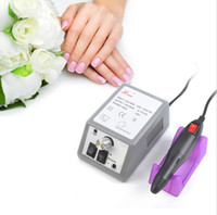 Wholesale Electric Nail Drill For Pro - 20000 RPM Pro Nail Drill Machine Electric Manicure Pedicure Polisher Nail Drill Tool Kit For Removing Acrylic Gel Nail