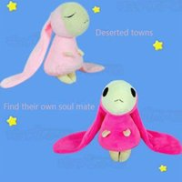 Wholesale Chobits Chii Eruda rabbit doll Handmade Plush Toy Cosplay Props