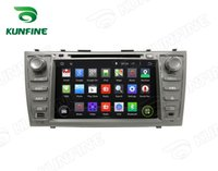 Octa Core 2GB RAM Android 6.0 Auto Stereo Auto DVD GPS Navigation Multimedia Player für Toyota Camry 2007 2008 2009 2010 2011 Radio Headunit