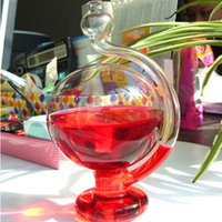 Wholesale weather barometers - Wholesale- Creative Funny Storm Glass Barometer+Weather Forecast Bottle Rain or Shine Bottle #69820