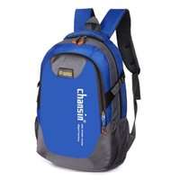 seyahat sırt çantası erkek çift omuz toptan satış-Toptan-2016 moda rahat çift omuz seyahat sırt çantası kadınlar için okul çantaları gençler için baskı erkekler sırt çantası bagpack