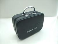 Wholesale Makup Bag - High Quality! Famous M Makeup Brands M Makup Box & Make-up Bag DHL Free Shipping