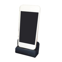 apfel wiege ladung großhandel-HOT Schnellladegerät Docking Station Station Cradle Sync Dock mit Einzelhandels-Box für Typ c iPhone 6 7P für Samsung S6 S7 S8 Rand