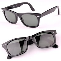 Wholesale Designer Women Top - Metal Hinge Top Quality Sunglasses Men Women Brand Designer Fashion Sunglasses UV400 With Orginal Package Box 50 54mm size