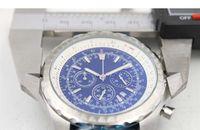 Wholesale Diving Submarine - AAA Luxury Brand Brei Quartz Watch Men 1884 Black Dial Stainless Band Male Clock Montre diving submarine WristWatch Original buckle