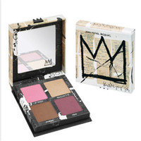 Wholesale Hot Gallery - Hot Brand NEW in BOX Jean-Michel Basquiat Gallery Blush Palette Limited Edition Gallery Blush Palette Blush Bronzer Highlighter