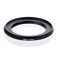 Wholesale Ring Reverse Macro - Wholesale- Metal Male thread 52mm to Male thread 67mm Macro Camera Lens Reverse Adapter Ring