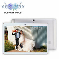 Wholesale best dual core tablets online - BOBARRY G LTE S106 Android inch tablet pc Octa Core GB RAM GB ROM Cores MP IPS Kids Gift Best Tablets computer