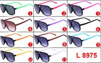 Wholesale cycling for sale - Brand New Designer Sunglasses for Women A quality Driving Sunglasses Eyewear Sun Glass Cycling Eye glasses colors