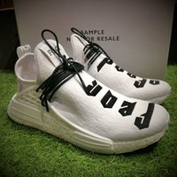Wholesale 36 X 48 Art - 2017 New Arrival Original nmd Fear of God x NMD Collab Race Boost Size 36 to 48 Shoes Mens Shoes Women's NMD Boots