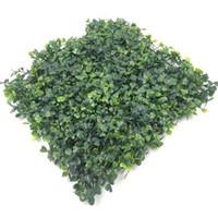 Wholesale Grass Free Lawn - artificial turf plastic fake grass lawn 25*25cm free shipping wa4226