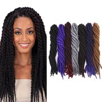 Wholesale Cheap Synthetic Hair Weave - Braided Hair Cheap Pirce Synthetic Hair Extension Straight Hair Hot Selling Product 3bundles pack 26inch Length Free Shipping