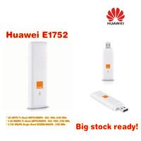 dongle de modem desbloqueado venda por atacado-Placa de rede destravada do Dongle 7.2mbps do modem de Huawei E1752 3g Hsdpa USB