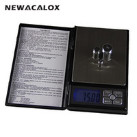 Wholesale Precision Medical - 1pcs Notebook Medical Electronics Counting Gold CD Jewelry Scales Personal Scale Precision Balance 0.01g 500g