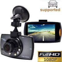 Wholesale Vehicle Motion Detection - 2.2 Inch Car DVR Camera Camcorder 1080P G30 HD Video Recorder Night Vision Dashboard Vehicle Registrator WNAAB7