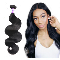 Wholesale angle machine - lovely angle Brazilian Peruvian Indian Malaysian Body Wave Human Hair Bundles Double Weft Top Quality Peruvian Hair Extension