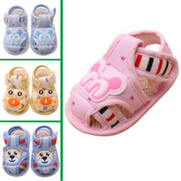 Wholesale good kids shoes resale online - Kids Girl sandals Baby Summer Shoes Baby First Walk Kid Shoes good quality kids casual Sandals Shoes