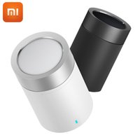 Wholesale tablet pc floor stand - Wholesale- Newest Original Xiaomi Portable Wireless Bluetooth Speaker 2 New High Quality For Smartphone Tablet PC Hot Sale 1200mah PC+ABS