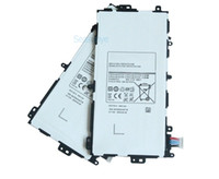 Wholesale Tablet Replacement Batteries - 4600mAh   17.25Wh SP3770E1H Replacement Li-Polymer Battery For Samsung Tablet Tab Note 8.0   510 Note 8 8.0 3G GT-N5100 N5100