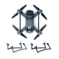 Wholesale plastic expansion - SPARK Accessories Quick Release Expansion Tripod Heighten Langing Gear Extension Mounting Holder For DJI Spark Camera Drone