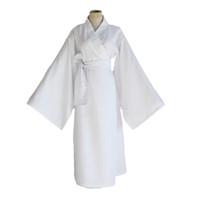 ingrosso anime giapponesi anime-Anime giapponese Noragami Cosplay costume Yukine Costume per adulti bianco tradizionale giapponese vestito + sciarpa per set