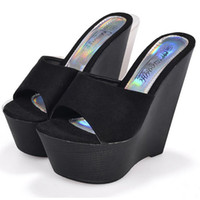 Wholesale Cheap Women Wedges Heels - Cheap Sandals Women High Heels Online Shopping Ladies Evneing Pumps Footwear Fashion Female Discount Name Brand Wedges Slippers Outlet Shoe