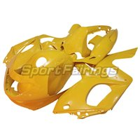 Wholesale Yellow Thundercat - Yellow Fairings For Yamaha YZF600R Thundercat 97 98 99 00 01 02 03 04 05 06 07 1997 2007 ABS Motorcycle Fairing Kits Cowlings