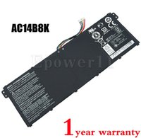 Wholesale 48Wh AC14B8K Battery For Acer Aspire E3 E3 E3 M ES1 ES1 NE512