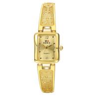 Wholesale Cheap Wholesale Watch Movements - Cheap promotion watches lady quartz movement watch alloy case back alloy strap no water proof design