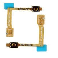 Wholesale Galaxy Power Button - 10 pcs lot NEW ON OFF Power Button Flex Cable Parts for Samsung Galaxy Note 2 II N7100