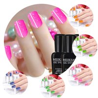 Wholesale Led Uv Gel Topcoat - Wholesale- Jimshop Gel Nail Primer 10ML Thermal Temperature Change Colors Soak Off Foundation Nail Lacquer UV LED Polish Gel Top Topcoat