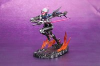 2017 The Grand Duelist Fiora League of Legends LOL ПВХ фигуры lol Duelist Metal Gear Solid Toys от DHL