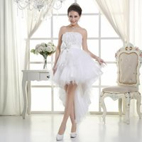 Cheap Short Fitted Vintage Lace Wedding Dresses Free Shipping