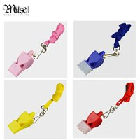 Wholesale Christmas Gift Wholesale Deal - Wholesale- New Arrival Kids Children referee whistles Musical Tool Best Gift best deal 1pcs Halloween gift Christmas present