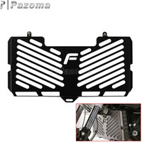 Wholesale Radiator Grill Covers - Black Motor Bike Motorcycles Radiator Grill Guard Cover Protector for BMW F650GS 08-12 F700GS 11-15 F800R 12-14 F800S 06-08