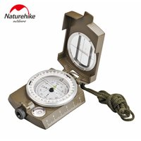 NatureHike Lente Multifuncional Digital Geológica Brújula Americana Marine Outdoor Camping Military Sports Navigator Equipment