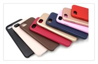 Wholesale Case Iphone Vip - DHL For iPhone 6 Plus Frosted PC Matte Ultra-Thin TO vip PU leather SE phone case for iPhone 6s 6splus 7 7PLUS