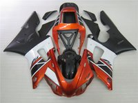 Wholesale Yamaha R1 Custom Fairings - 4 Free Gifts custom bodywork bike fairings for YAMAHA 1998 1999 YZF-R1 98 99 YZFR1 98 99 YZF R1 YZFR1000 nice color ABS fairing