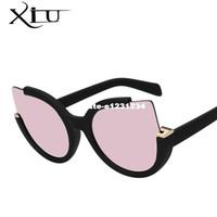 Wholesale dhgate branded sunglasses resale online - dhgate Round Shade Summer Fashion Sunglasses Women Vintage Brand Designer Glasses For Ladies Gafas Retro Oculos UV400