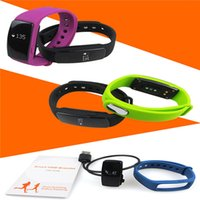 ID107 Smart Band Smart Браслет Bluetooth SmartBand Браслет Heart Rate Monitor Браслет Фитнес Tracker Watch для Android iOS Смартфон