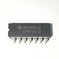 ingrosso componente ics-MC668L. MC668LD. MC668LDS / MC668TL. MC668, CDIP14 / dual in-line 14 pin Pacchetto ceramico / Circuiti integrati Componenti Componenti Chip