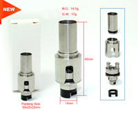 Wholesale exocet resale online - SXK New coming hellfire exocet rta clone for billet box for bb box manufacturer Exocet Hellfire RTA hot selling