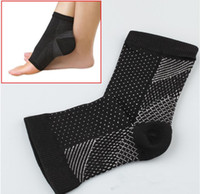 Wholesale Fatigue Running - 2017 Foot Angel Anti Fatigue Foot Compression Sleeve Sports Socks Circulation Ankle Swelling Relief Outdoor Running Cycle Basketball Socks
