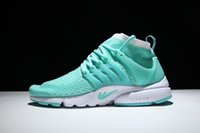 Wholesale Cargos Discount - Acronym Air Presto Mid Running Shoes,Discount Cheap Sneaker Trainers Sportswear,Black-bamboo Lava olive cargo green Sports Running Shoe