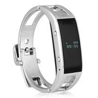 Wholesale Message For Bracelets Men - Bluetooth SmartWatch D8 Health Bracelet Wristband Fuel Band for iPhone Samsung Android Phones D8 for Fashion Men Women Smart Watch