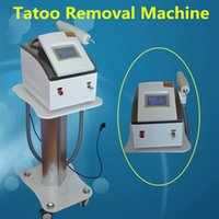 Wholesale Cooler Shots - laser nd yag q-switched laser tattoo removal machine Best Professional with 1,000,000 Shoots condenser cooling air cooling water cooling