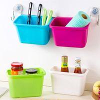 Wholesale Desktop Trash Can - Kitchen trash can waste container ambry storage box desktop junk boxes